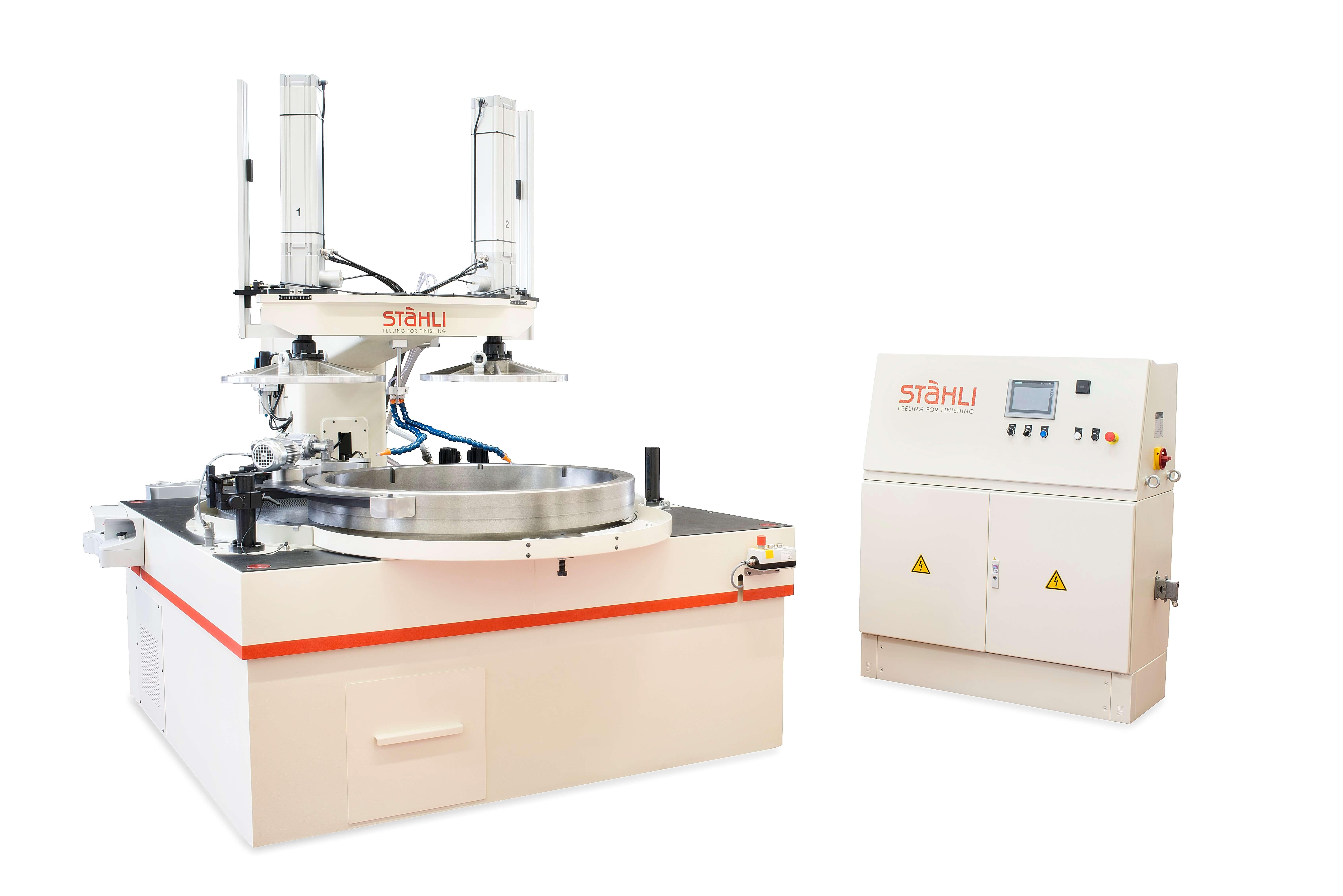 FLM 1500 Lapping & Polishing Machine