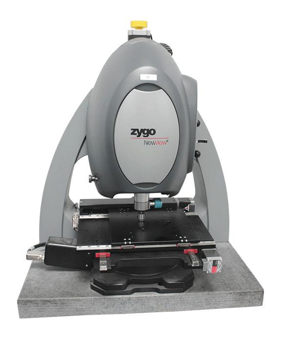 Zygo Optical flatness measurement reliable to the nanometer range accuracy