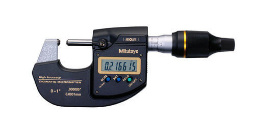 Portable tool used to physically measure pieces of any size