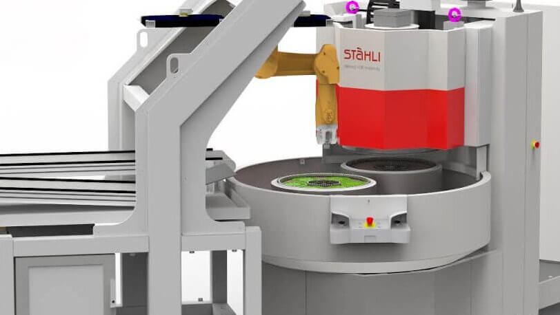 FH3 Automated fine grinding & flat honing machine